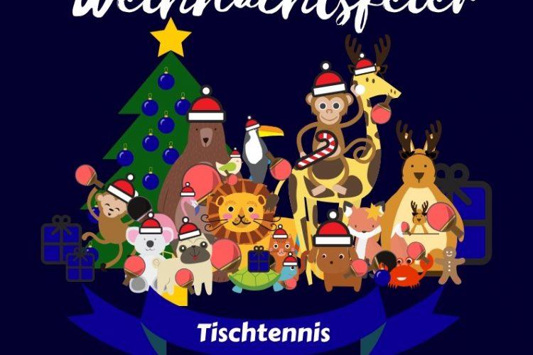 Jugendabteilung: Einladung zur Weihnachtsfeier 2018!